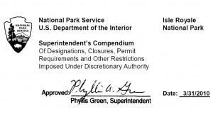 Superintendent's Compendium